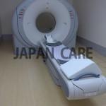 Toshiba multi slice CT scanner AQUILION16 (TSX-101A/GA)