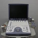 GE Portable Ultrasound  LOGIQ e