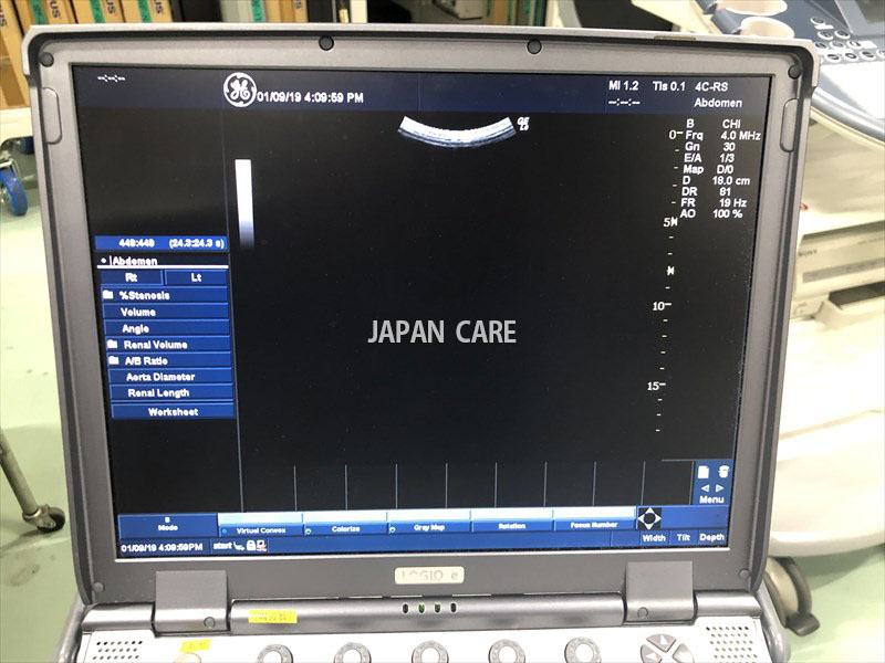 Japancare|buy and sell used medical equipments : GE Portable