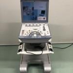 GE Hi-spec Cardiac Ultrasound Vivid i with one sector